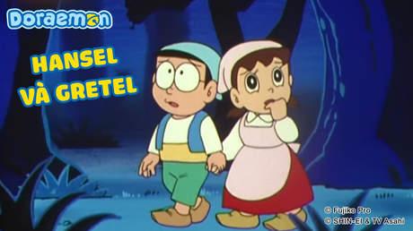 Doraemon và các vở kịch kiệt tác - Tập 9: Hansel và Gretel