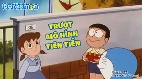 Doraemon - Tập 37: Trượt mô hình tiên tiến
