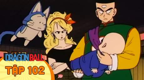 Dragon Ball - Tập 102: Cái chết của Krillin và âm mưu đáng sợ