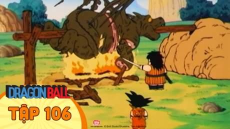 Dragon Ball - Tập 106: Ma thú Tambourine xuất hiện