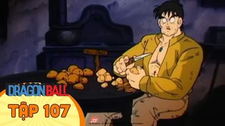 Dragon Ball - Tập 107: Sự nổi giận của Songoku