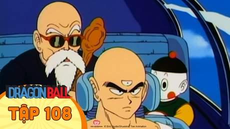 Dragon Ball - Tập 108: Đại Ma Vương Piccolo giáng lâm