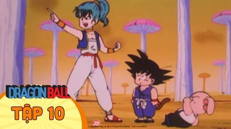 Dragon Ball - Tập 10: Ngọc rồng bị cướp