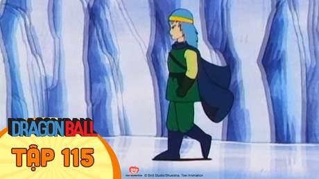 Dragon Ball - Tập 115: Siêu thánh thủy! Sức mạnh bí ẩn