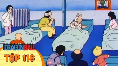 Dragon Ball - Tập 118: Quyết tâm của Thiên Tân Phạn