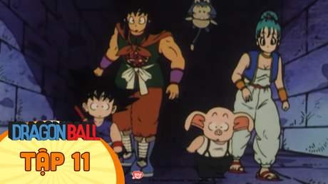 Dragon Ball - Tập 11: Rồng thần xuất hiện