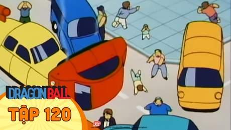 Dragon Ball - Tập 120: Goku - Sức mạnh của sự giận dữ