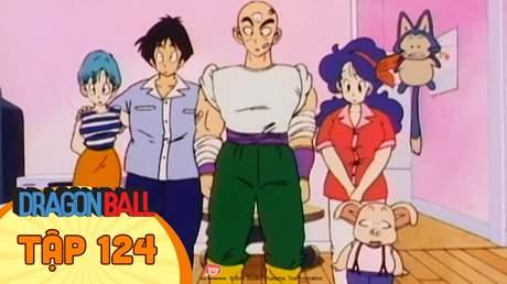 Dragon Ball - Tập 124: Thánh điện trên mây