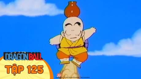 Dragon Ball - Tập 125: Thánh thần xuất hiện