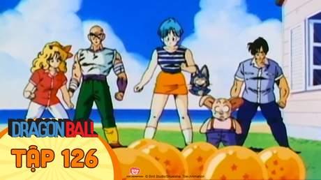 Dragon Ball - Tập 126: Sự hồi sinh của Rồng Thần
