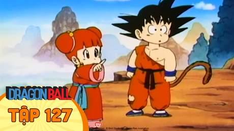 Dragon Ball - Tập 127: Nhanh hơn sét