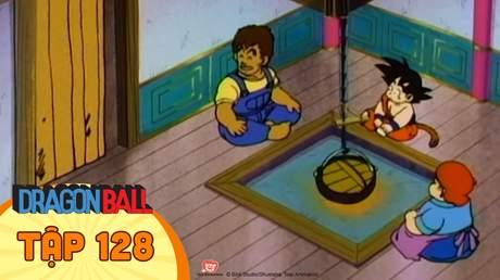 Dragon Ball - Tập 128: Tĩnh lặng như bầu trời