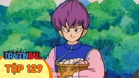 Dragon Ball - Tập 129: Chuyến du lịch thời gian của Goku
