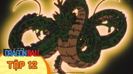 Dragon Ball - Tập 12: Ước nguyện với rồng thần