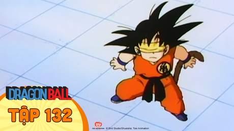 Dragon Ball - Tập 132: Nóng hơn cả nham thạch