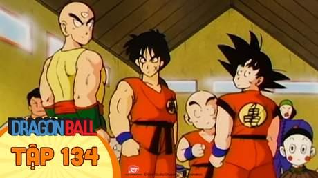 Dragon Ball - Tập 134: Sóng gió tại giải đấu Thiên hạ Đệ nhất