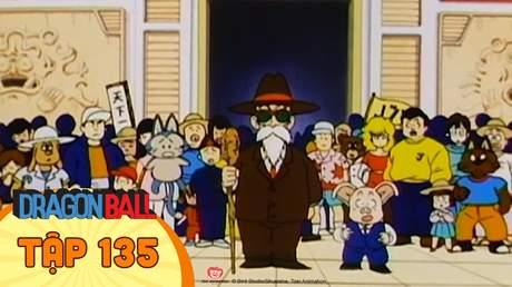 Dragon Ball - Tập 135: 8 người được chọn