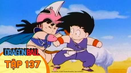 Dragon Ball - Tập 137: Đám cưới của Songoku