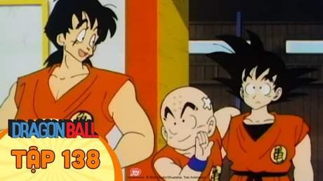 Dragon Ball - Tập 138: Người đàn ông bí hiểm - Shen