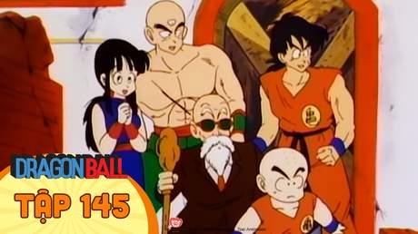 Dragon Ball - Tập 145: Thuật biến thân khổng lồ của Đại Ma Vương Piccolo