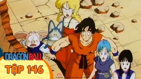 Dragon Ball - Tập 146: Cái bẫy của Songoku
