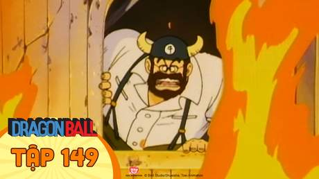 Dragon Ball - Tập 149: Áo cưới trong ngọn lửa hồng