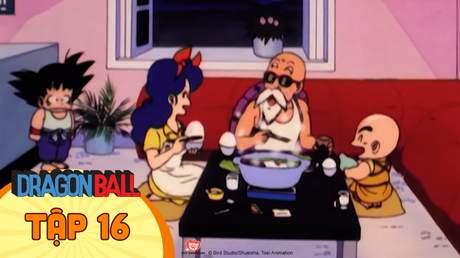 Dragon Ball - Tập 16: Truy tìm hòn đá trong buổi tu luyện