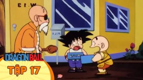 Dragon Ball - Tập 17: Liều mạng giao sữa