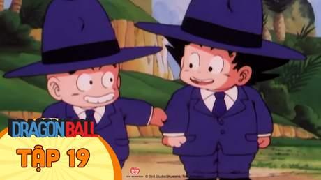 Dragon Ball - Tập 19: Đại hội võ thuật Thiên hạ đệ nhất - Bắt đầu