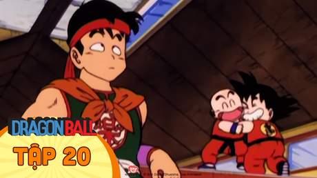 Dragon Ball - Tập 20: Xuất hiện rồi thành quả của cuộc tập huấn