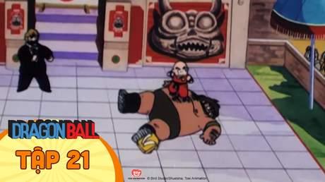 Dragon Ball - Tập 21: Nguy hiểm đó Krillin!