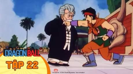 Dragon Ball - Tập 22: Yamcha và Jackie Chun