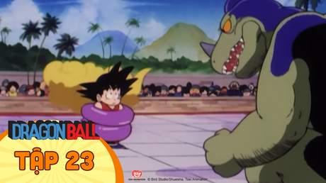 Dragon Ball - Tập 23: Xuất hiện rồi cường địch Giran