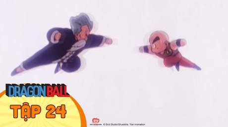 Dragon Ball - Tập 24: Trận đấu quyết tử của Krillin