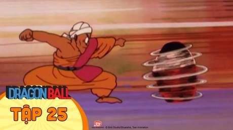 Dragon Ball - Tập 25: Dậy đi Goku - Đòn thiêng không chữ x đáng sợ