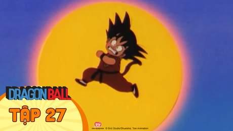 Dragon Ball - Tập 27: Goku - Nguy cơ lớn nhất