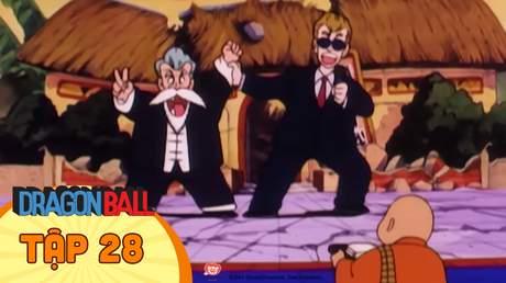 Dragon Ball - Tập 28: Đụng độ, lực đối lực