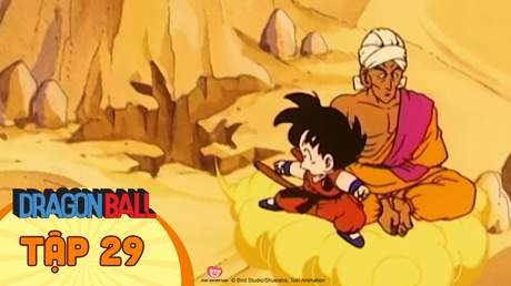 Dragon Ball - Tập 29: Tái mạo hiểm - Mê hồ
