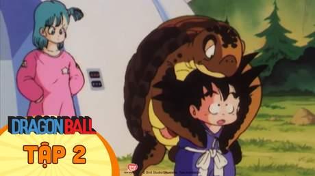 Dragon Ball - Tập 2: La la la! Không có viên ngọc nào