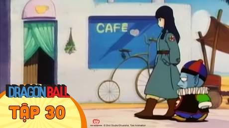 Dragon Ball - Tập 30: Pilaf và lực lượng huyền bí