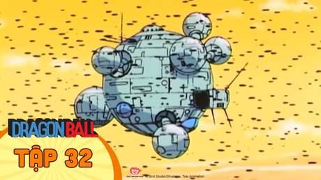 Dragon Ball - Tập 32: Pháo đài bay biến mất