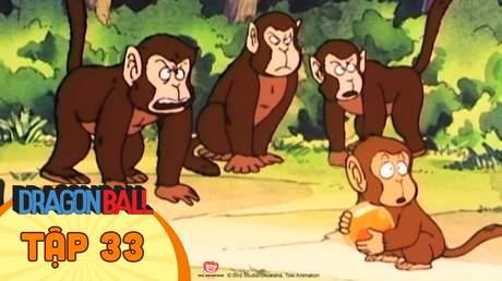 Dragon Ball - Tập 33: Truyền thuyết về rồng thần