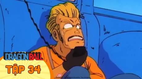 Dragon Ball - Tập 34: Binh đoàn Red Ribbon vô tình