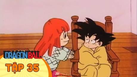 Dragon Ball - Tập 35: Thiếu nữ phương bắc - Suno