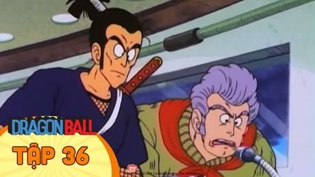 Dragon Ball - Tập 36: Nỗi sợ trên tháp Muscle