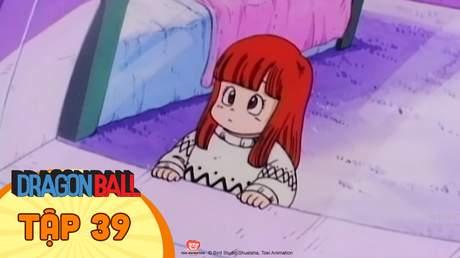 Dragon Ball - Tập 39: Người máy số 8 bí ẩn