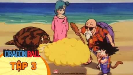 Dragon Ball - Tập 3: Cân đẩu vân của Quy lão tiên sinh