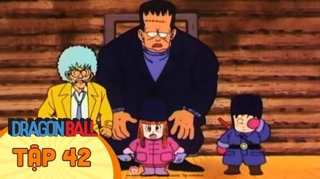 Dragon Ball - Tập 42: Ngàn cân treo sợi tóc: Cố lên nào đại ca Hac