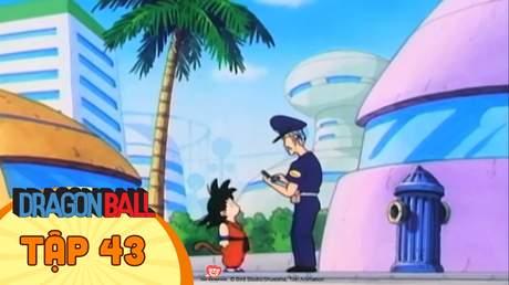Dragon Ball - Tập 43: Đến nhà Bulma ở thành phố phía Tây