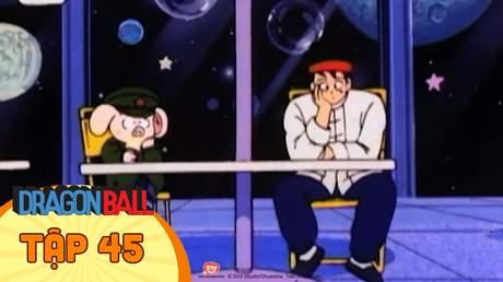 Dragon ball - Tập 45: Cẩn thận! Cạm bẫy ở công viên trên không!